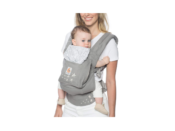 Ergobaby Original Award Winning Ergonomic Multi-Position Baby Carrier