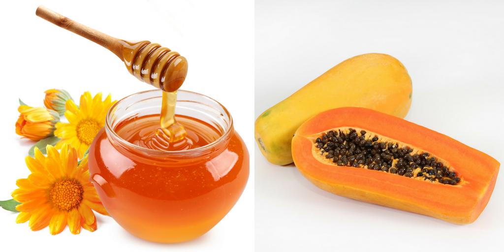 honey papaya